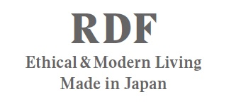 RDF Ethical & Modern Living Made in Japan