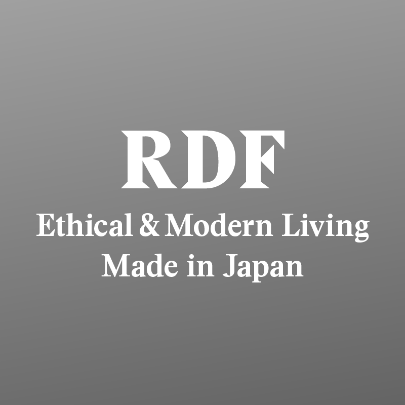 RDF ロゴ グレー